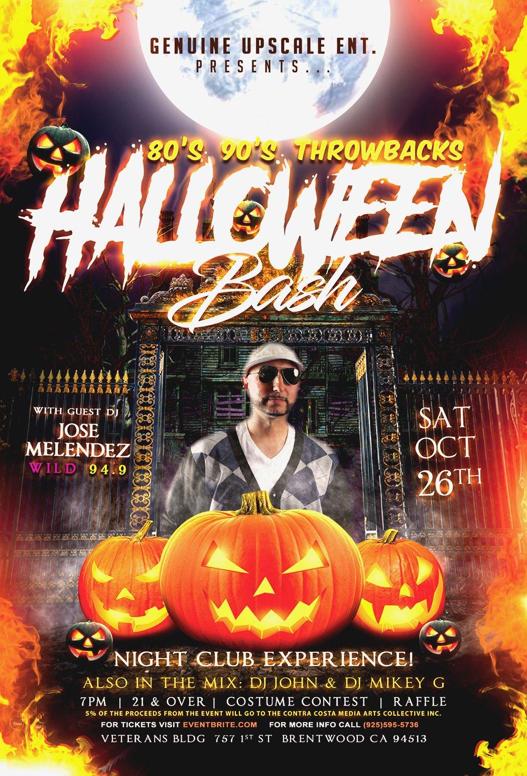 Halloween Throwback