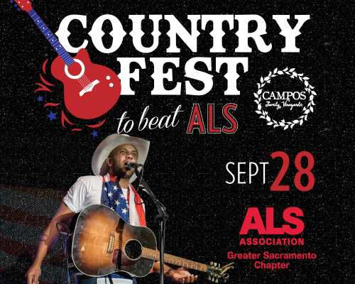 Country Fest to beat ALS