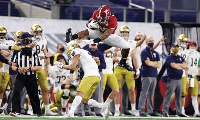 Najee Harris garners prestigious honors