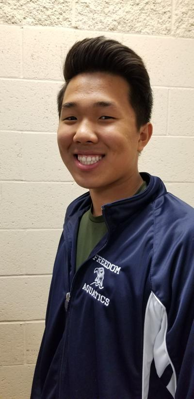 Athlete of the Week: Brandon Tao