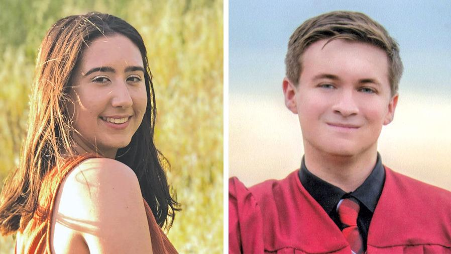 Liberty High School honors valedictorian, salutatorian