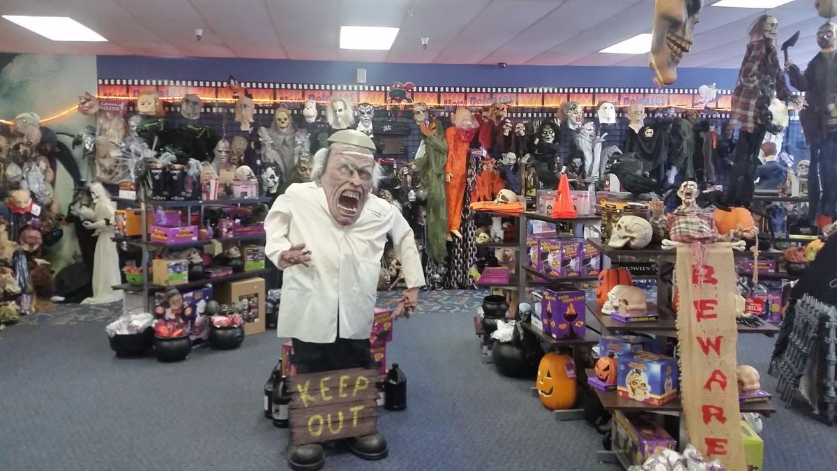 Celebrate the spooky season at Halloween Outlet | Features ...