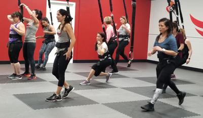 Aerofly fitness