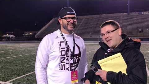 [Video] Liberty wins state football championship