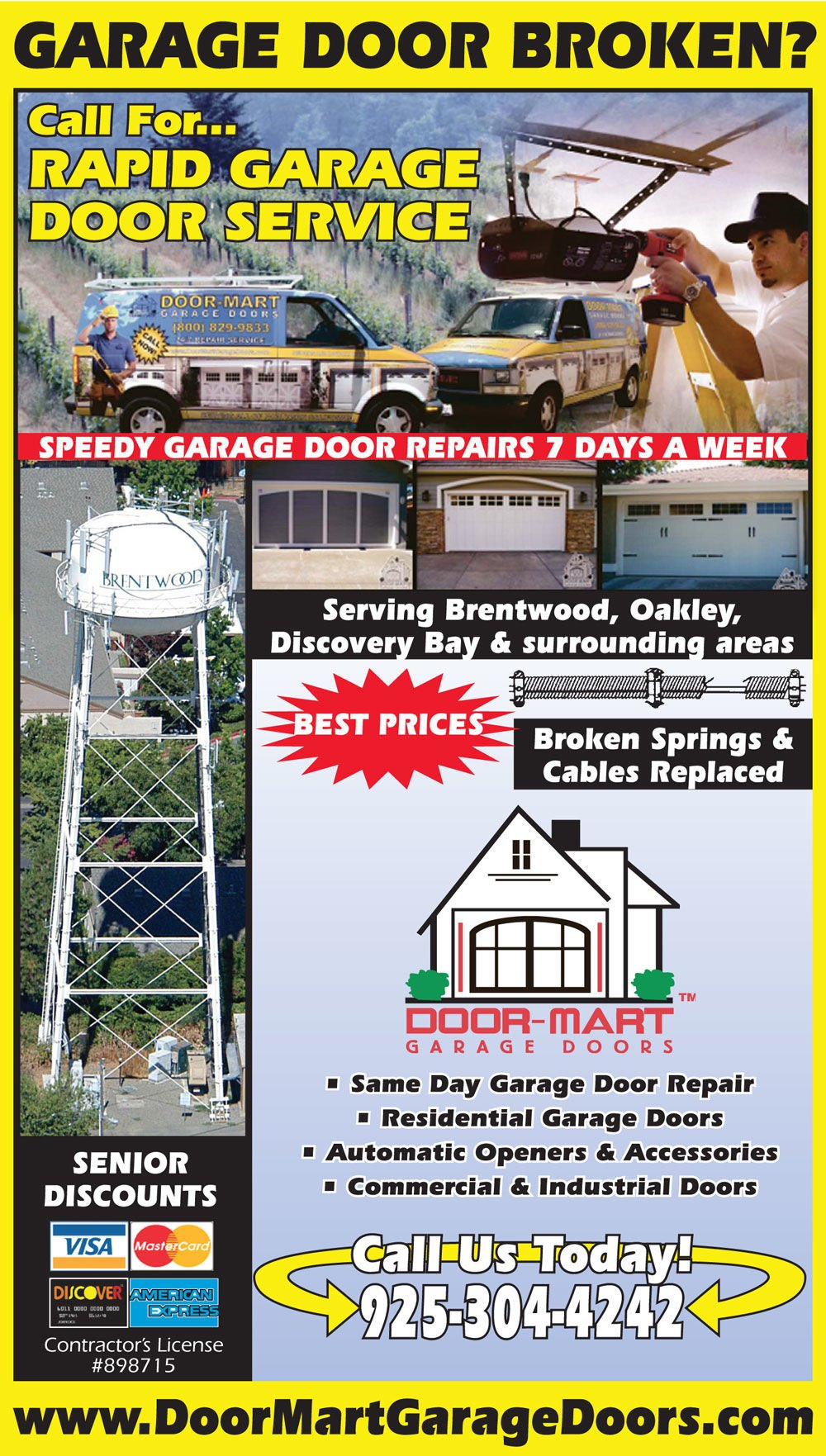 Door Mart Garage Doors