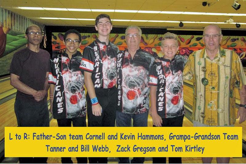 Bridging the Gap Junior-Senior Bowling Tournament