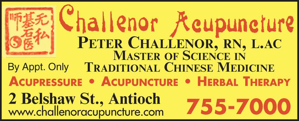 Challenor Accupuncture
