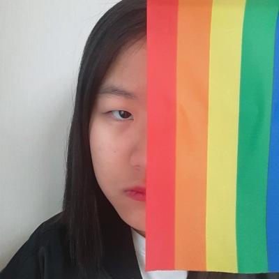LGBTQIA+ rights matter.