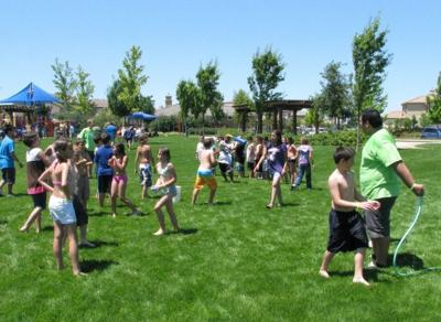 Summer day camps abound in East County