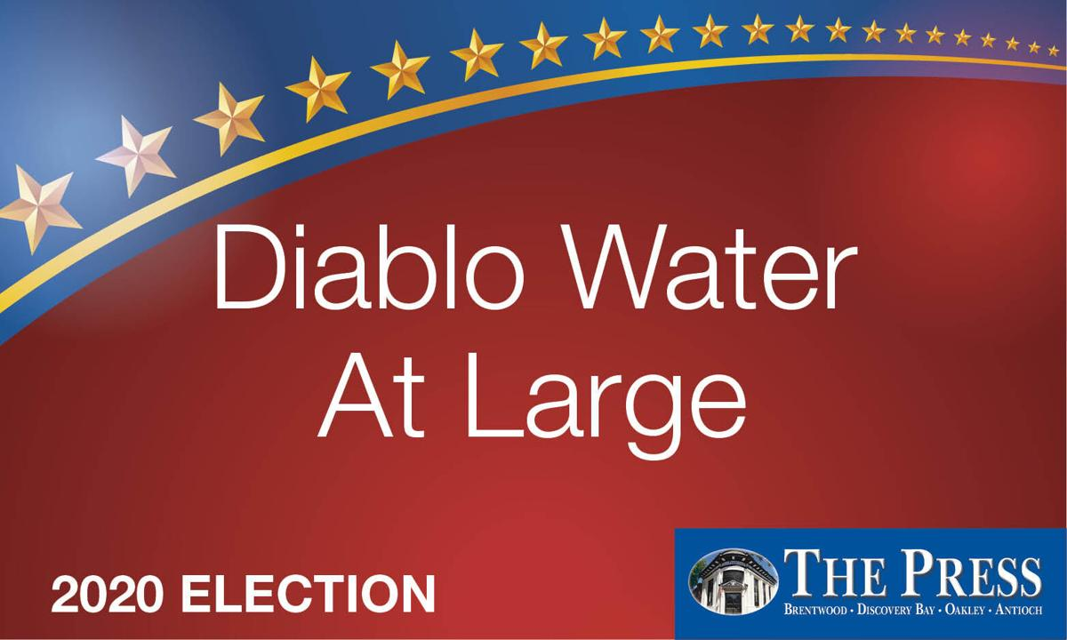 Diablo Water at Large Election 2020
