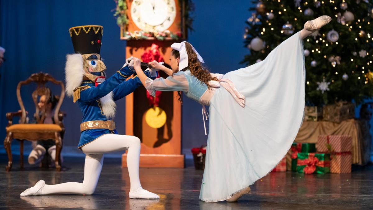 [Photos] Ballet Company of East County's Nutcracker ballet