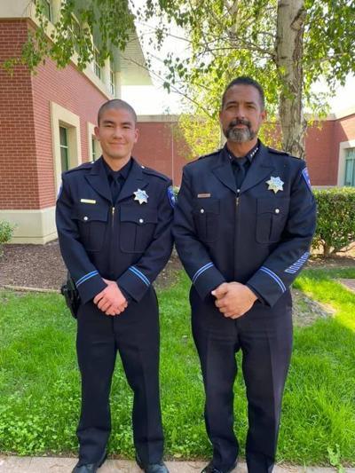 Officer James Desiderio