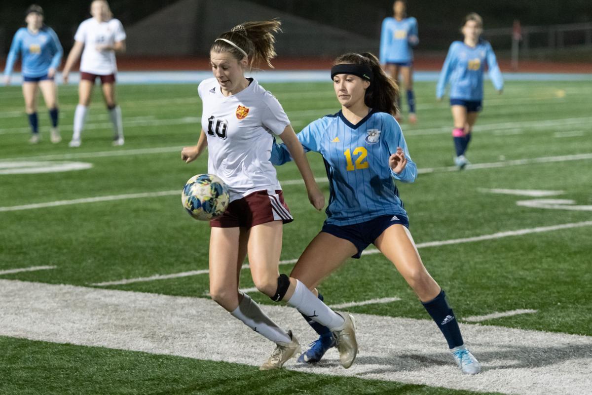LHS v HHS g soccer