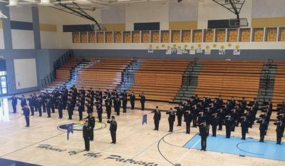 Heritage ROTC recognized