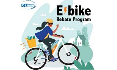 County launches e-bike rebate program