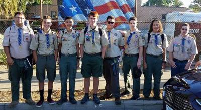 Antioch's Boy Scout Troop 151