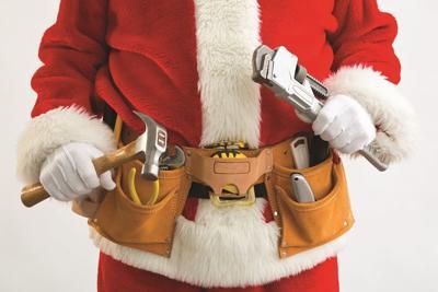 Santa workbelt