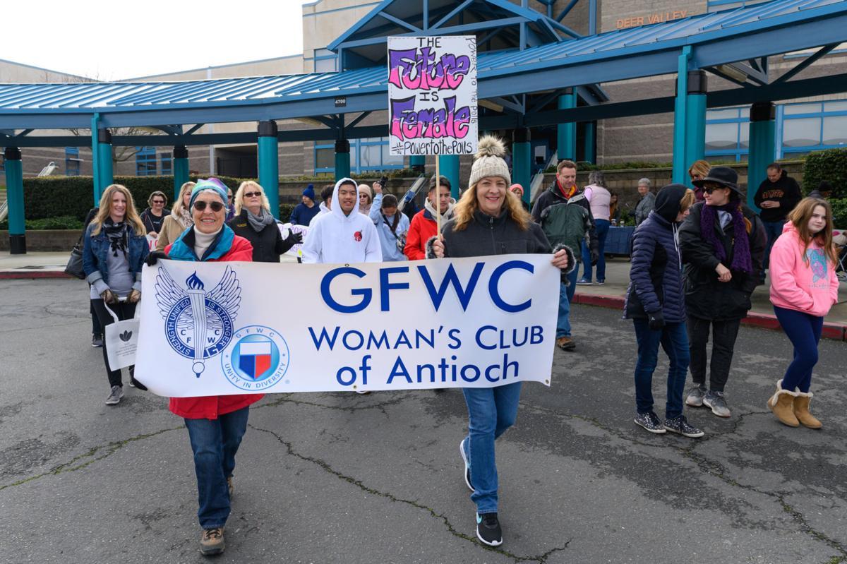 EC Women's March