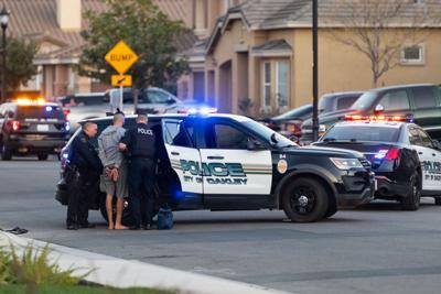 Domestic Violence arrest