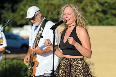 Summer concert series cuts loose