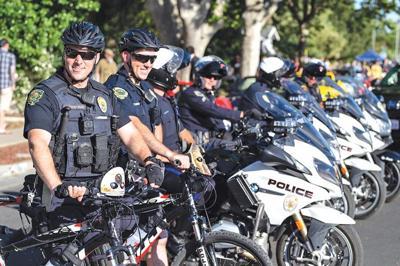 Brentwood Police Bike Patrol
