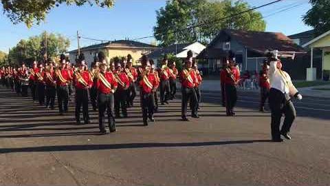 [Video] Liberty High School homecoming parade 2018