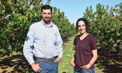 Local college students take on farming