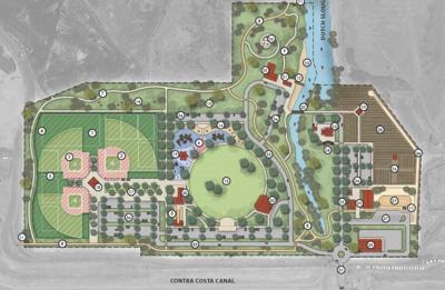 Oakley park rendering
