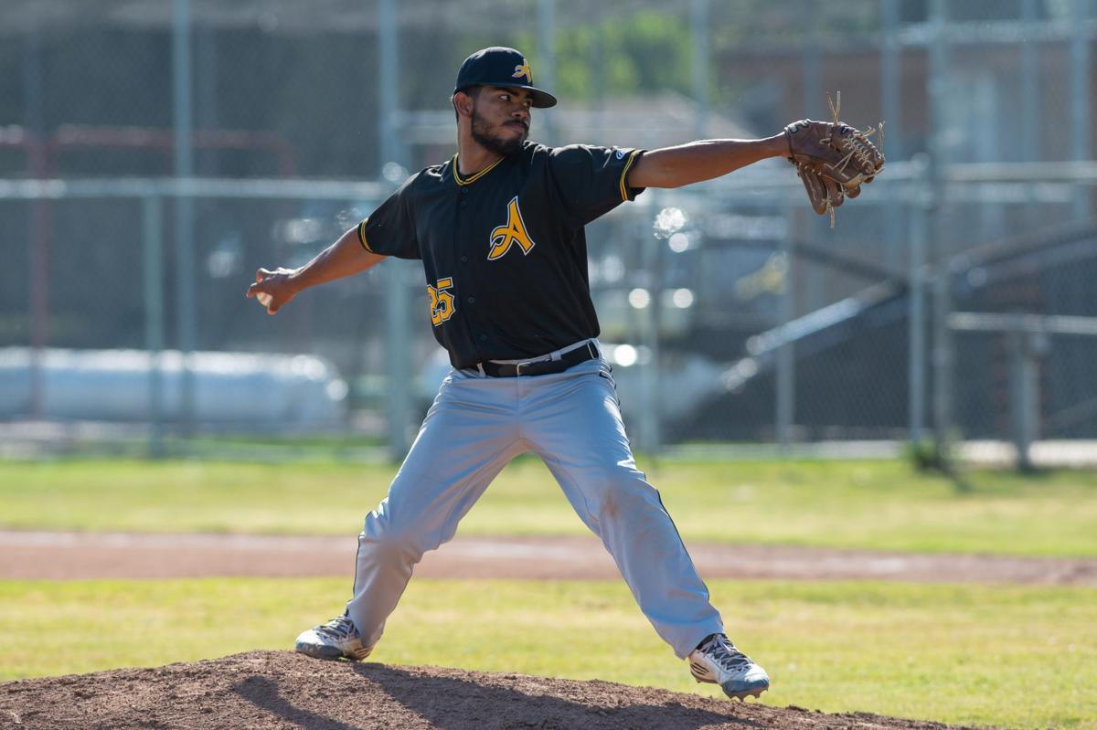 SP AHS v LHS Baseball