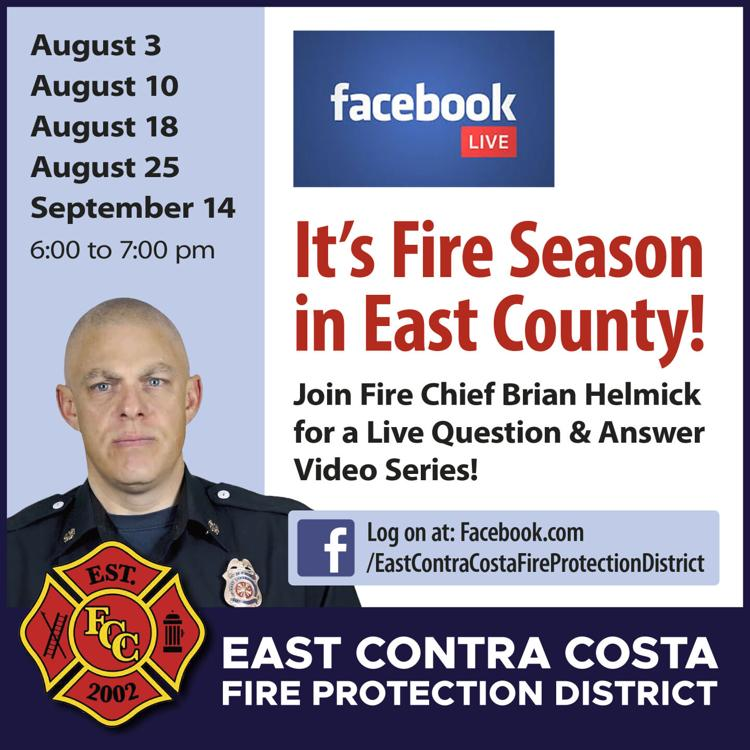 Facebook Live with Chief Helmick - August 10th - Video #3