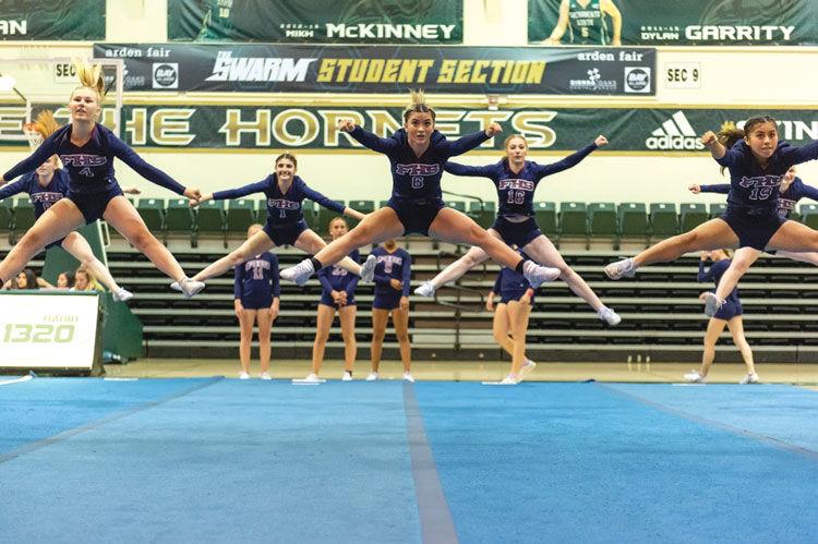 Liberty Stunt Cheer 2