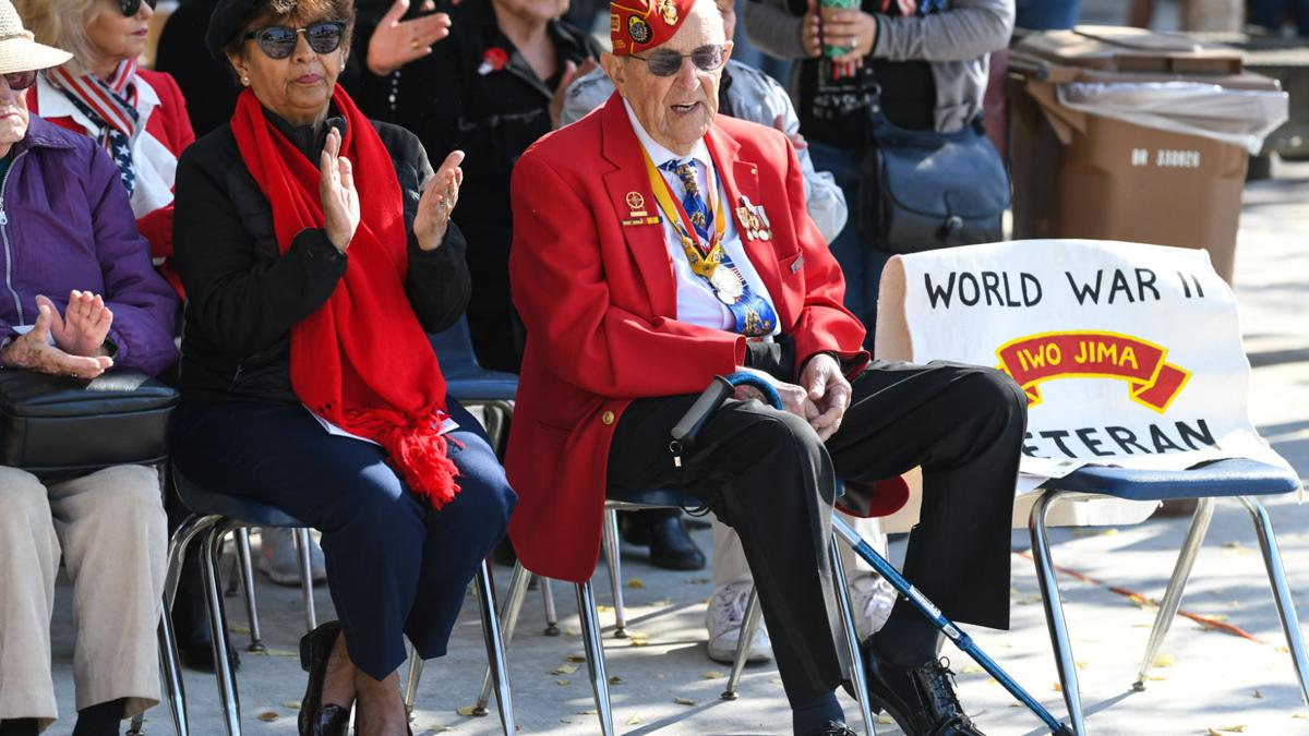 [Photos] 2018 Veterans Day Ceremony - Brentwood
