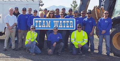 City of Brentwood Water Team