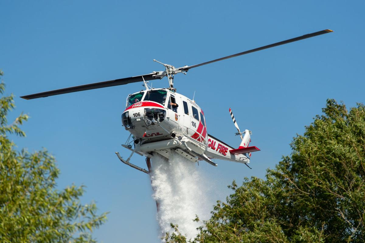 Holland tract fire 7-20-2020