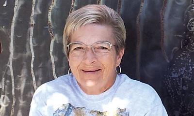 Sharon Ann Fields, neé Getsinger