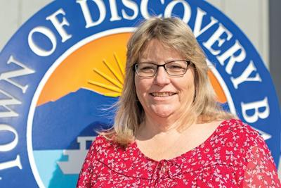 Town welcomes new finance manager - Julie Carter