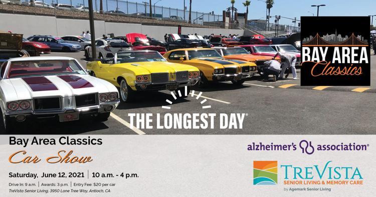 Bay Area Classics Car Show at TreVista
