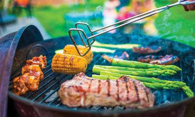 Gas vs. charcoal: Dishing on popular grilling methods