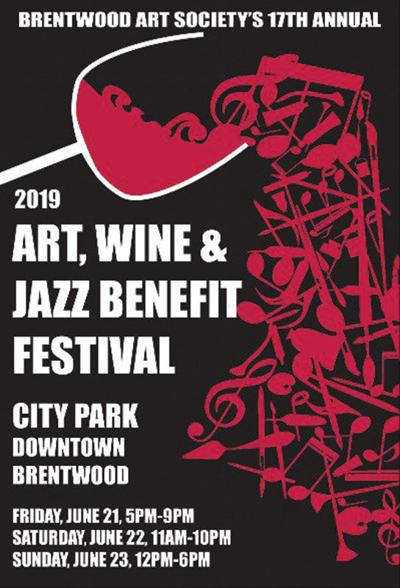 Art, Wine & Jazz logo