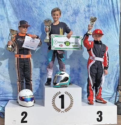 Brentwood 10-year-old traveling to Italy for go-kart race