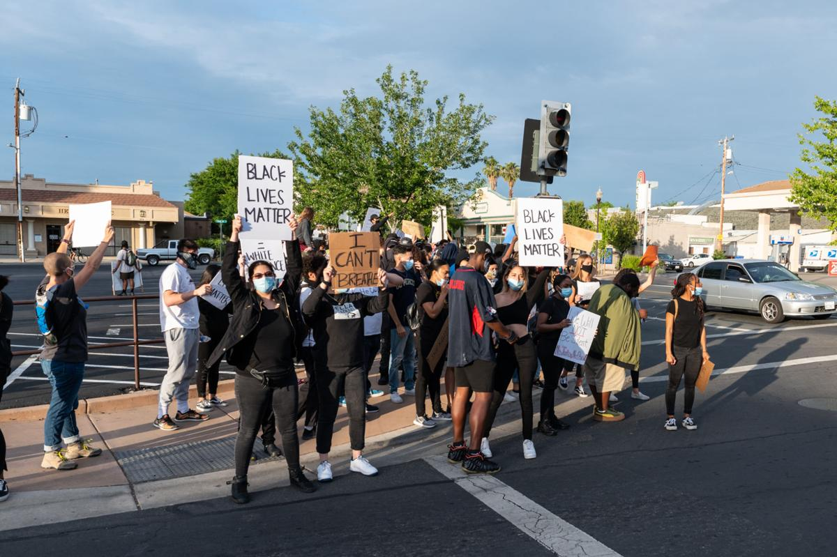 brentwood protest