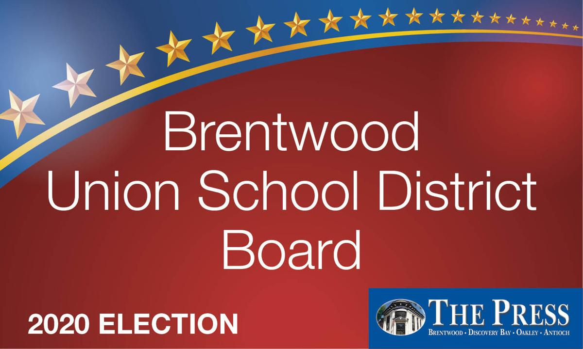 Brentwood Union School District Election 2020