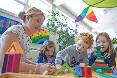 Town considers school program