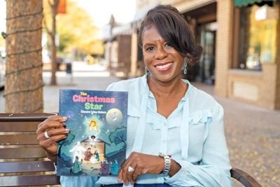 Local author releases children's Christmas book - Chandra Wallace