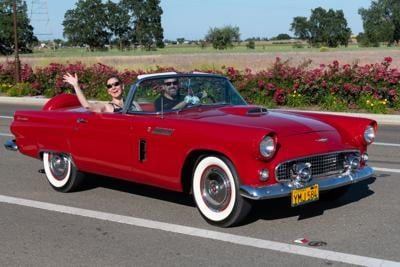Classic cars cruise through Brentwood Friday nights