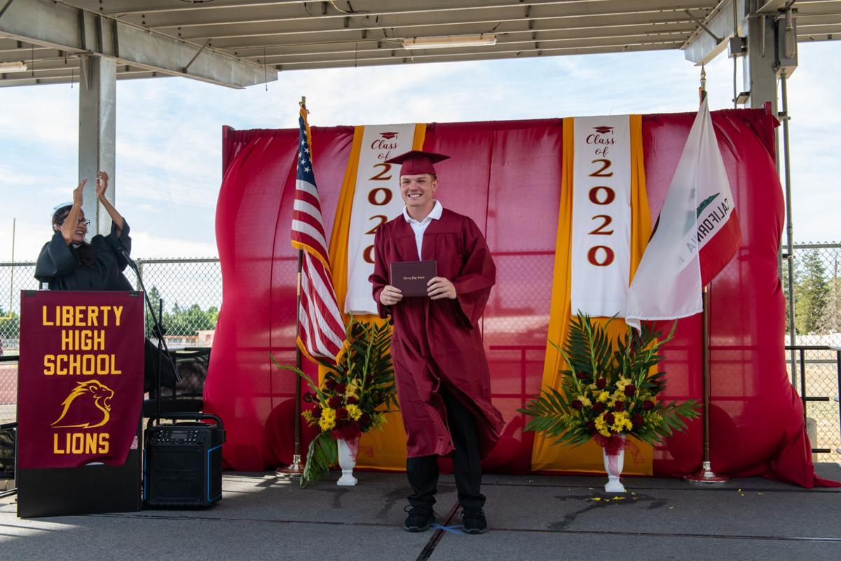 LHS Graduation 2020