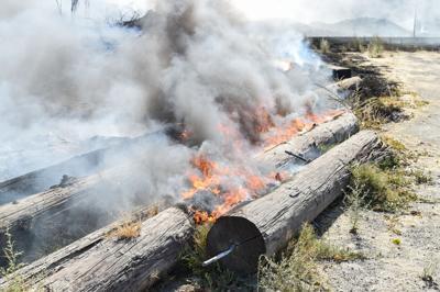 oakley veg fire