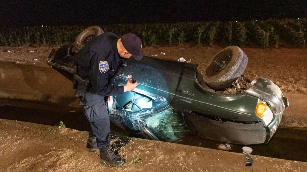 Brentwood rollover, Oakley all-terrain vehicle crash keep crews busy on Mother's Day