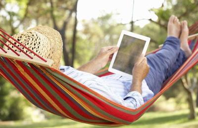 Reading improves health
