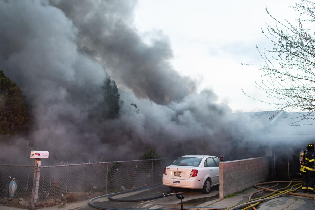 Oakley fatal fire